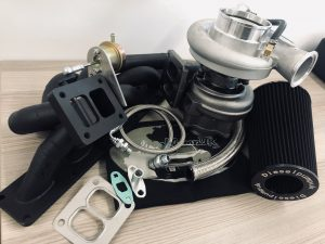 HX40 Turbo Kit