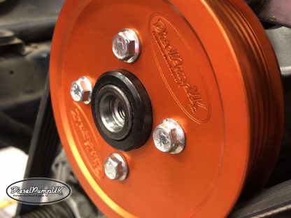 om6 Water Pump Pulley Small