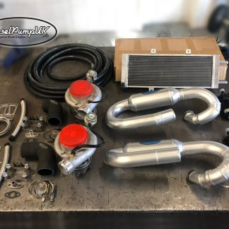 OM617 HX30 Turbo Kit