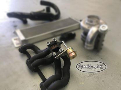 High Performance Manifold for OM617
